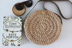Round bag by Plotka